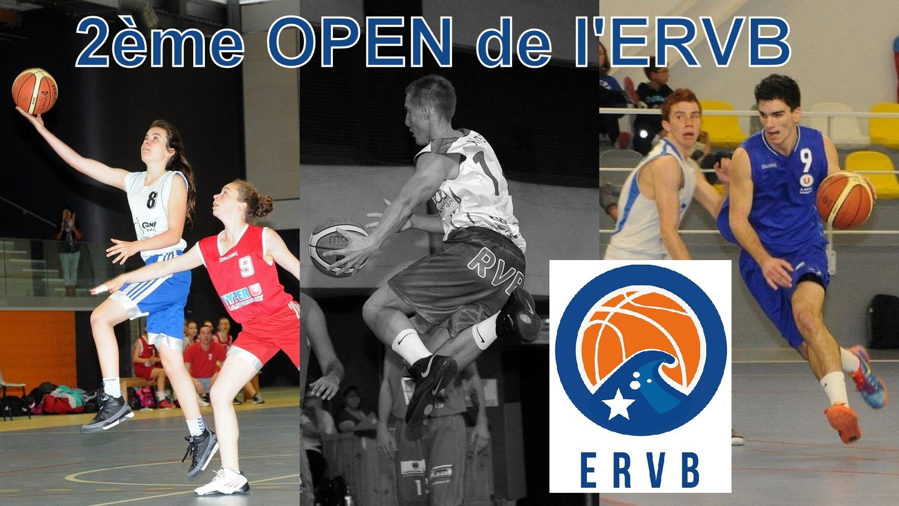 Du 4 au 6 septembre 2015 – 2ème Open de l'ERVB