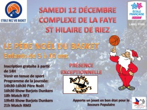 2015-2016 - Affiche Pere Noel