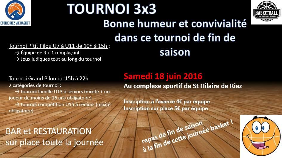 ERVB Tournoi du 18 juin