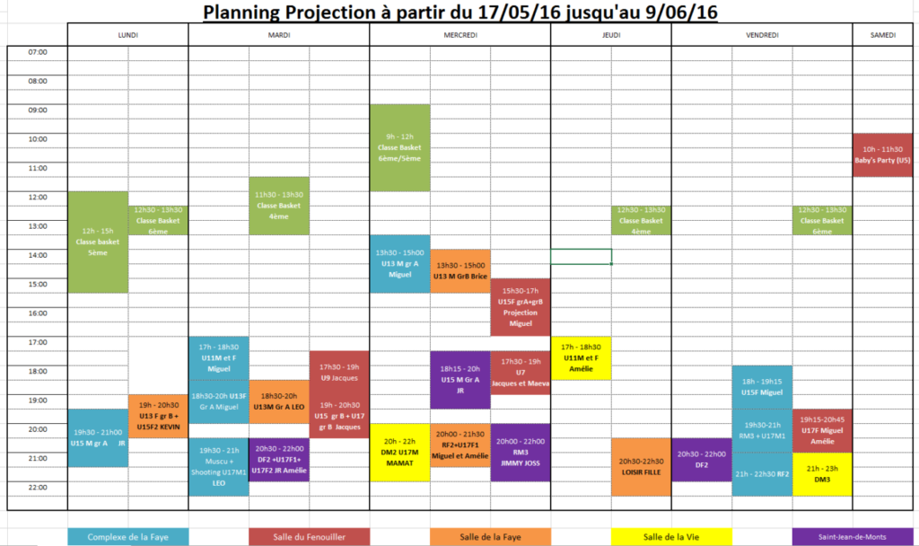 2015-2016-Planning Projection fin de saison